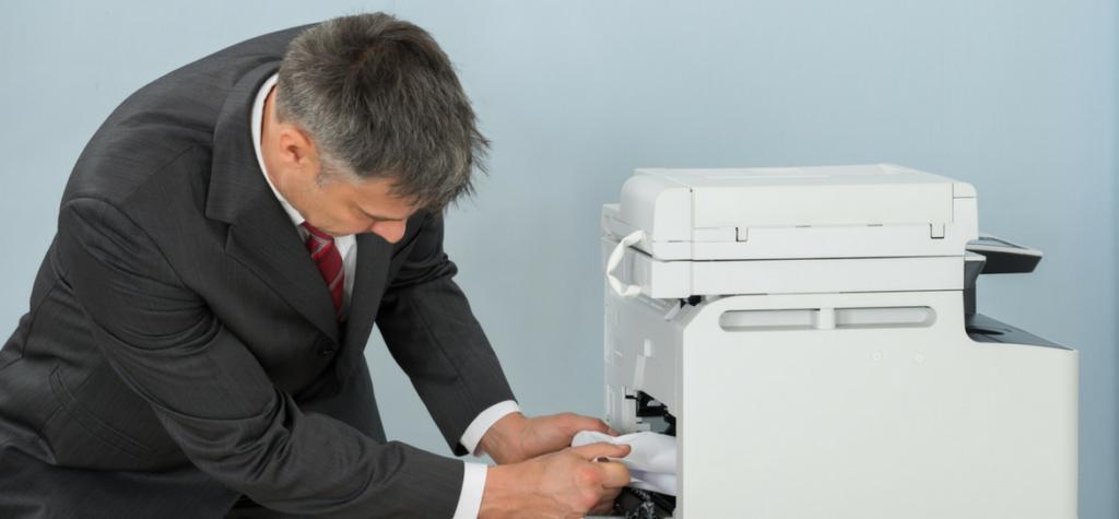 Cara Mencegah Kertas Tersangkut di Mesin Anda