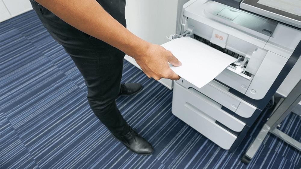 Pencetak Multifungsi: Faedah Besar untuk Perniagaan Kecil